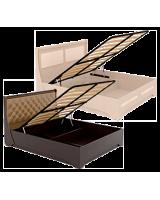 Кроватные бельевые ящики