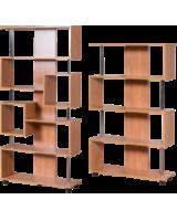 Шкафы-стеллажи