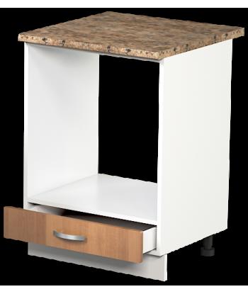 Кухонный шкаф для встроенной духовки КШ-01, шириной 600 мм