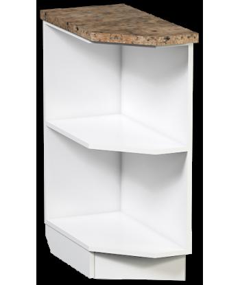 Кухонный оконечный шкаф КШ-02, шириной 300 мм