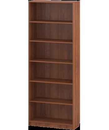 Шкаф для книг ШК-02, орех