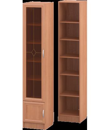 Шкаф для книг ШК-10, ольха