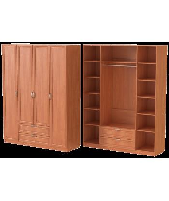 Шкаф для одежды ШО-1600.3 серии New Line