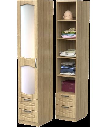 Шкаф для одежды ШО-400.5 (дуб сонома)