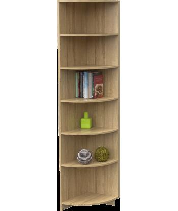 Шкаф для одежды угловой ШО-400УГ (дуб сонома)