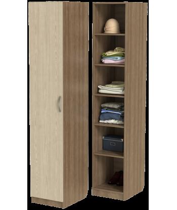 Шкаф для одежды ШО-400.2 серии New Line (цвет шимо)