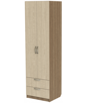 Шкаф для одежды ШО-600.5 серии New Line (цвет шимо)