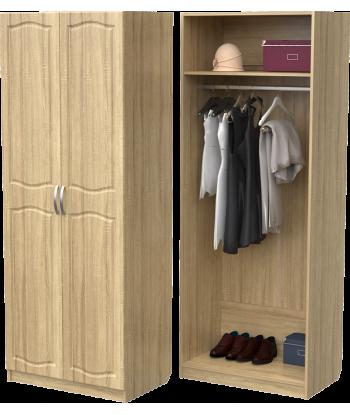 Шкаф для одежды ШО-800.1 ( дуб сонома)