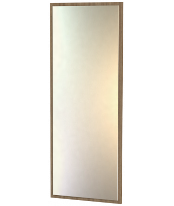 Зеркало ШП-01.4, ясень шимо темный
