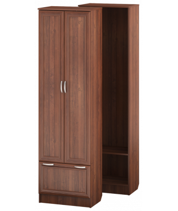 Шкаф для прихожей ШП-03 (орех)