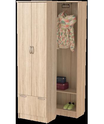Шкаф для прихожей ШП-03 (дуб сонома)