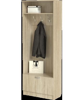 Шкаф для прихожей ШП-11, дуб сонома