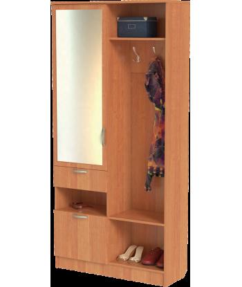 Шкаф для прихожей ШП-12, ольха