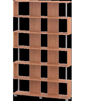 Шкаф-стеллаж ШС-05, ольха