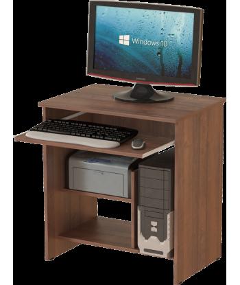 Стол компьютерный СК-01, орех