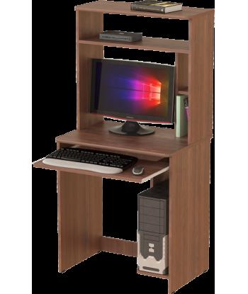Стол компьютерный СК-02, орех
