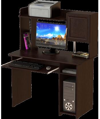 Стол компьютерный СК-12, венге
