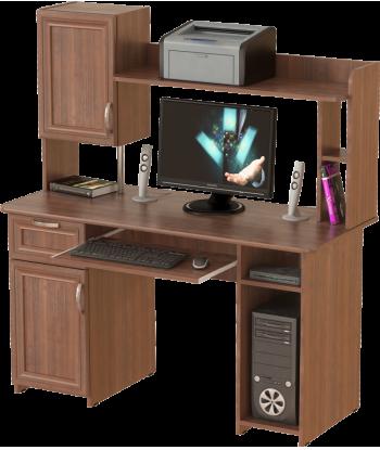 Стол компьютерный СК-13, орех