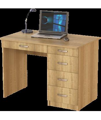 Стол письменный СП-03.1, дуб сонома