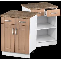 Кухонный шкаф КШС-11