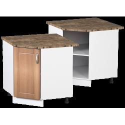 Кухонный угловой шкаф КШС-15