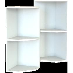 Кухонный навесной шкаф НШ-11.1 (оконечный)