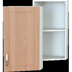 Кухонный навесной шкаф НШ-12.1 (оконечный)