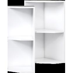 Кухонный навесной шкаф НШ-12 (оконечный)