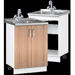 Кухонный шкаф-мойка ШМ-01