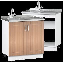 Кухонный шкаф-мойка ШМ-02