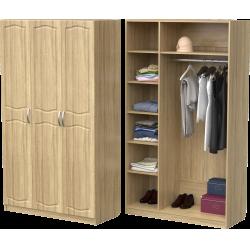 Шкаф для одежды ШО-1200.1 (дуб сонома)