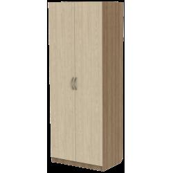 Шкаф для одежды ШО-800.2 серии New Line (цвет шимо)