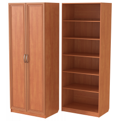Шкаф для одежды ШО-800.2 серии New Line