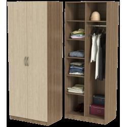 Шкаф для одежды ШО-800.3 серии New Line (цвет шимо)