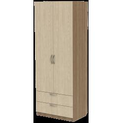Шкаф для одежды ШО-800.6 серии New Line (цвет шимо)