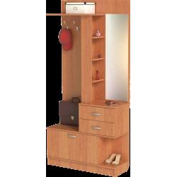 Шкаф для прихожей ШП-09, ольха