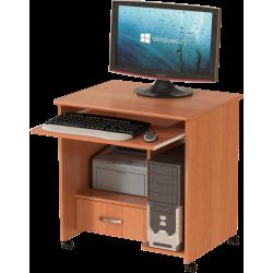 Стол компьютерный СК-01.1, ольха
