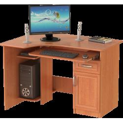 Стол компьютерный СК-09, ольха