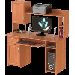 Стол компьютерный СК-13, ольха