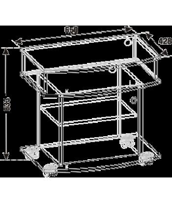 Тумба ТВА-01 (схема)